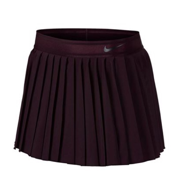 NWT Nike Victory Maria Skirt Pleated 933218